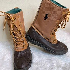 Polo Ralf Laurent boots